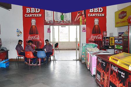 cafeteria bbdu