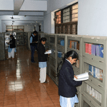 library of BBDU