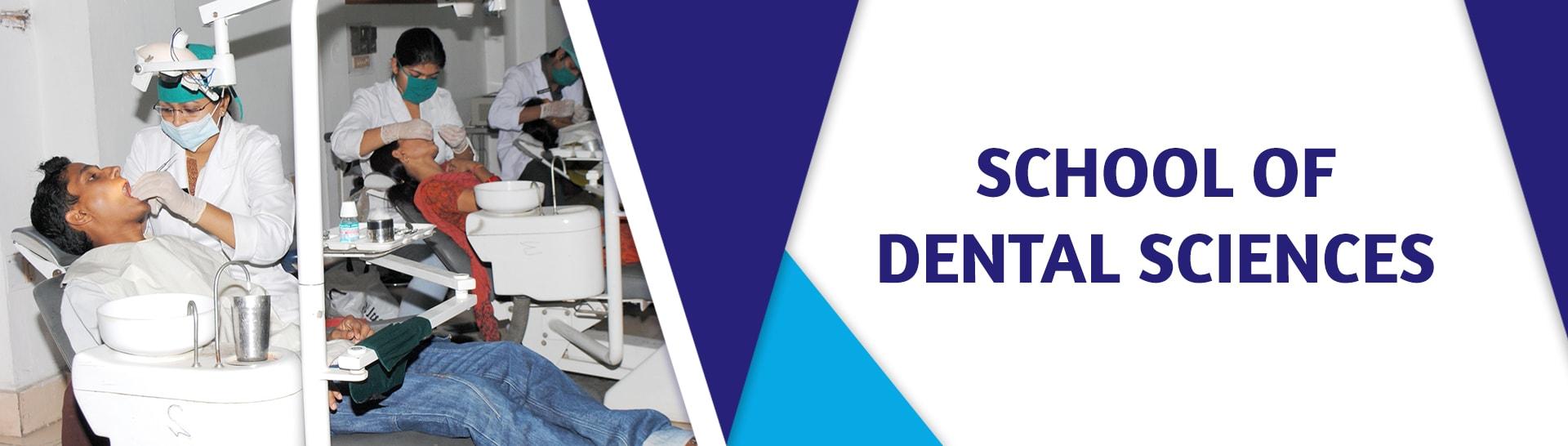 school-of-dental-sciences