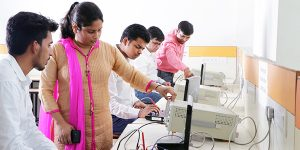 electrical labs in bbdu lucknow