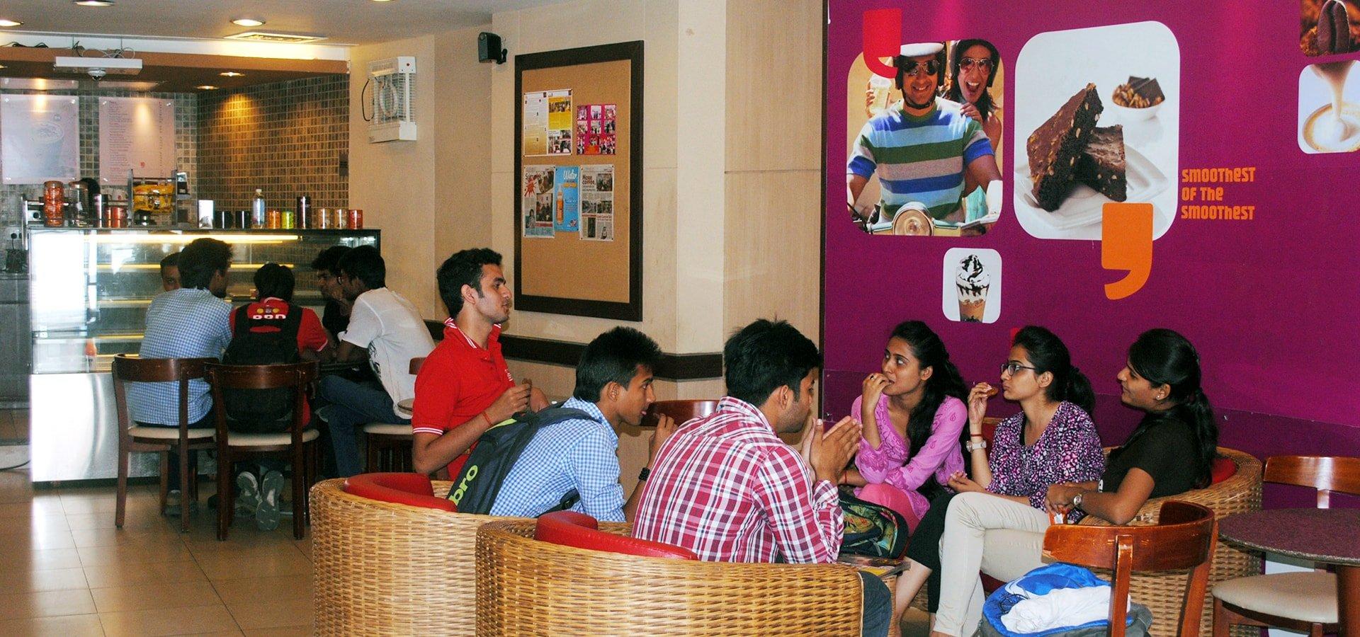 cafeteria in bbdu