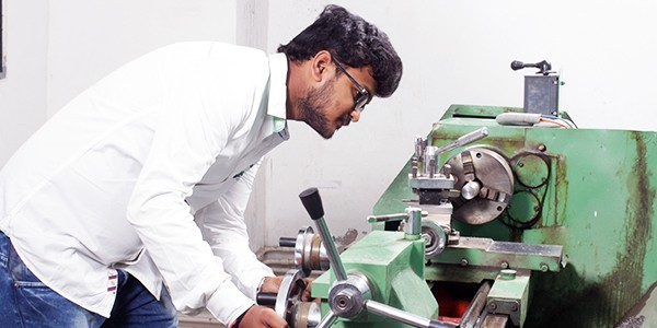 mechanical labs in bbdu