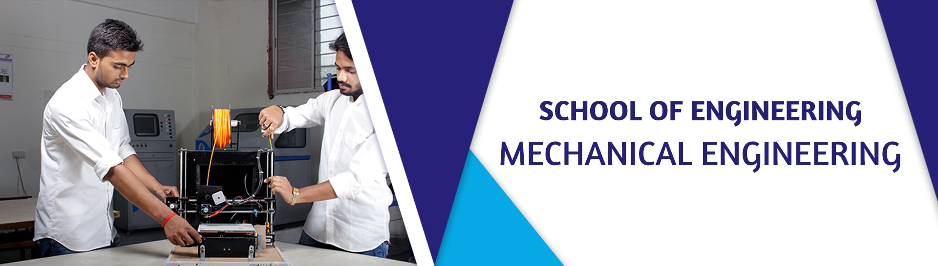 school of engg mechanical engineering