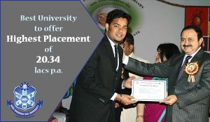 Placements at BBDU
