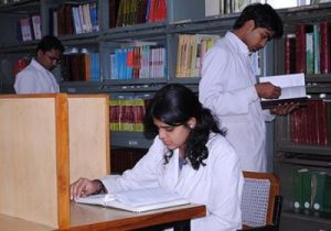library bbdu