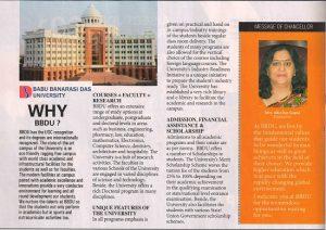 BBDU in outlook magazine