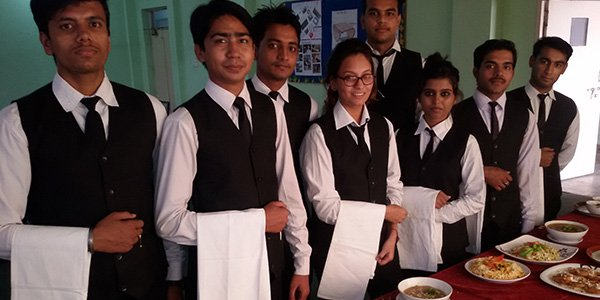 hotel management college in Lucknow