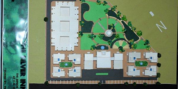 campus map bbdu