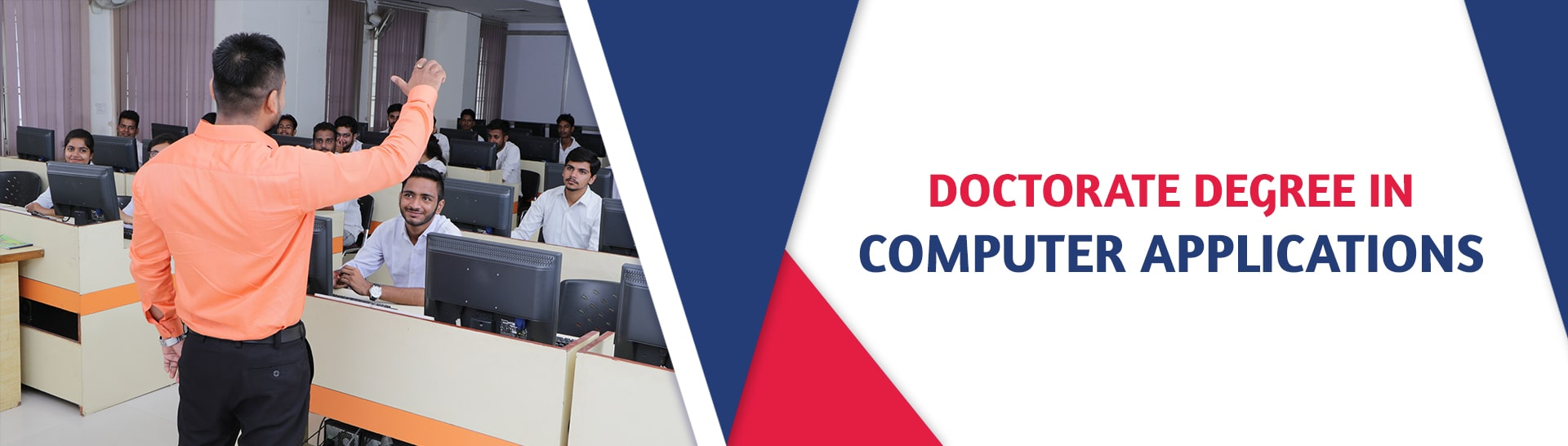 Top PHD Computer Application College in Lucknow, UP